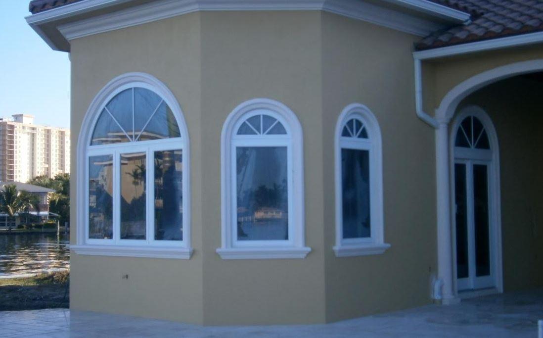 hurricane window in Pompano Beach, FL