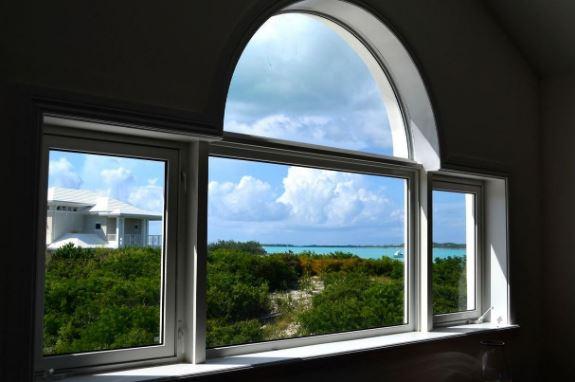 hurricane window in Pompano Beach, FL 1
