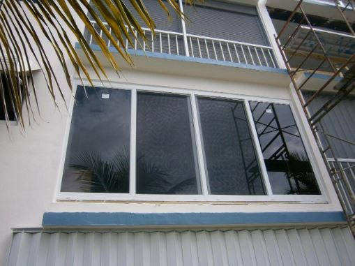 hurricane windows in Pompano Beach, FL