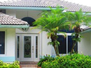hurricane window in Deerfield Beach, FL