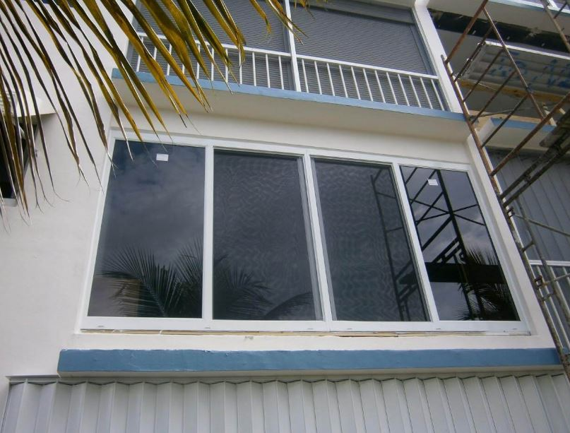 hurricane windows in Deerfield Beach, FL