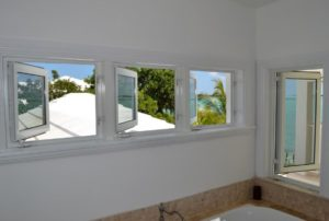 hurricane windows in Lighthouse Point, FL