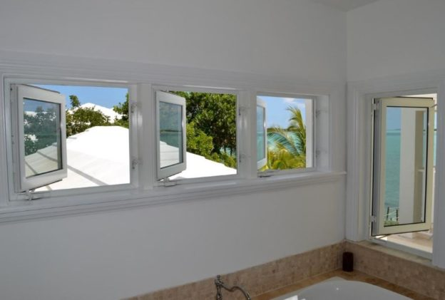 hurricane windows in Lighthouse Point, FL