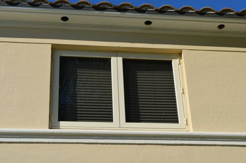 French Outswing Casement Window