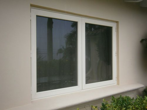 Push Out Casement Window