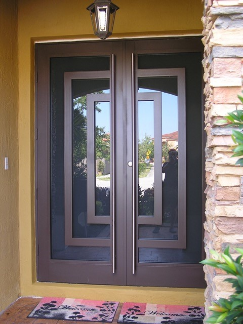 Entry doors high end impact windows doors for High end exterior doors