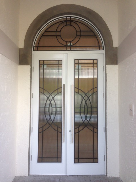 Entry doors high end impact windows doors High end front doors