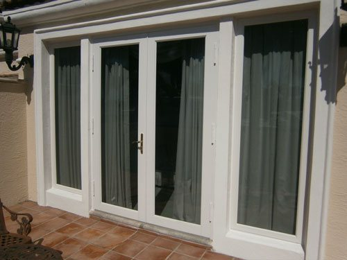 Impact french doors high end impact windows doors for High end french doors