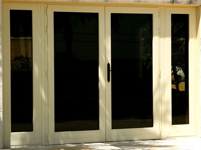 French doors high end impact windows doors High end front doors