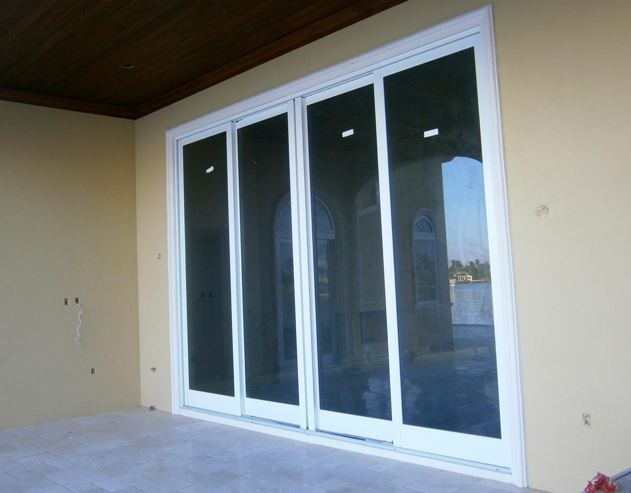 Sliding Patio Doors High End Impact Windows Doors