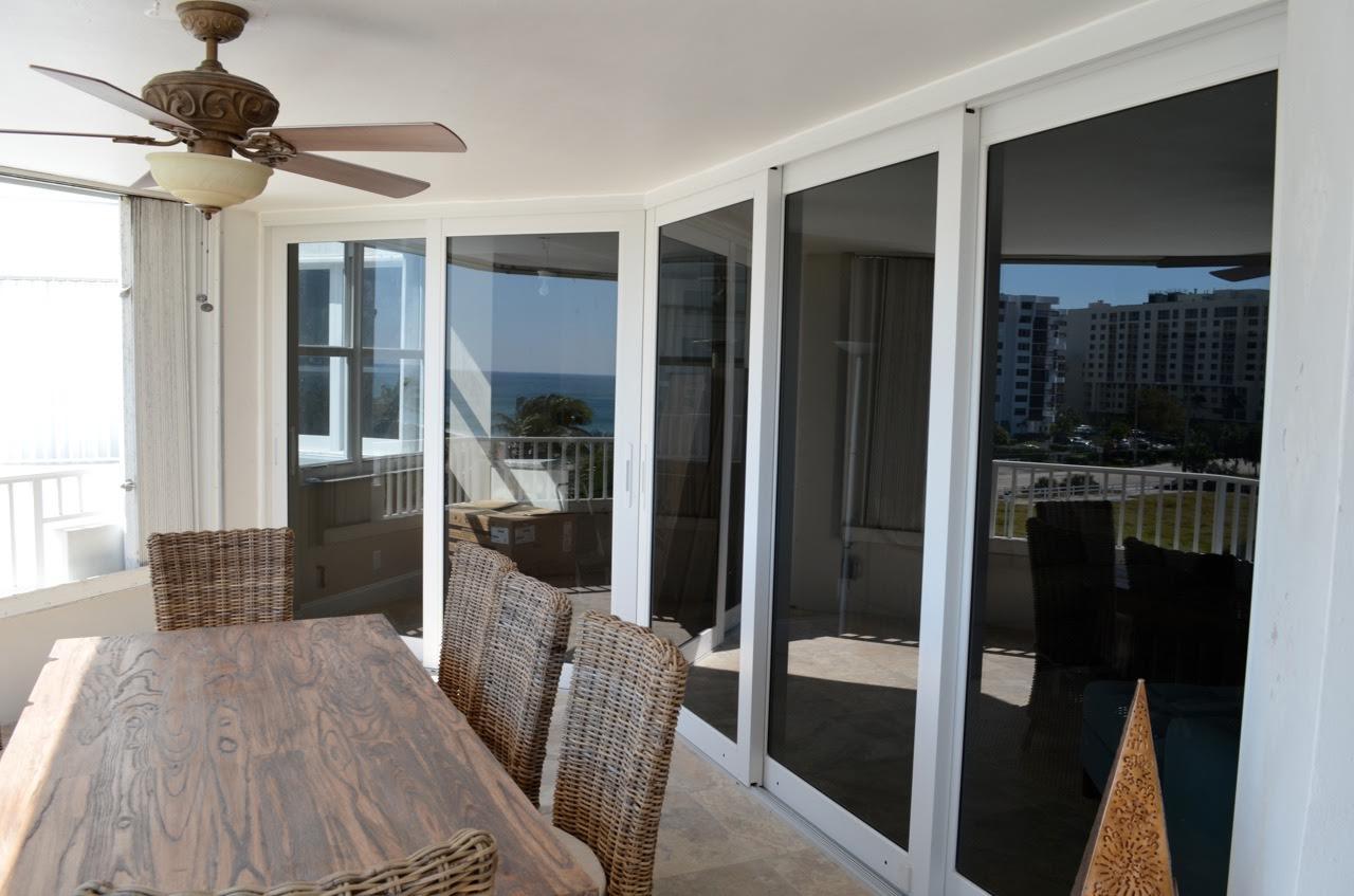 Sliding patio doors high end impact windows